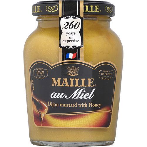 Dijonsenap honung 230g Maille