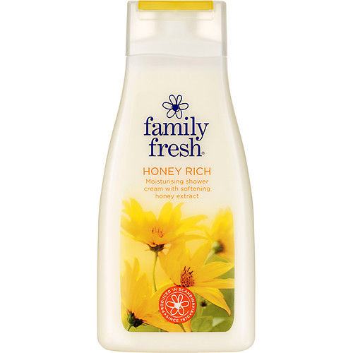 Duschtvål Honey 500ml Family Fresh