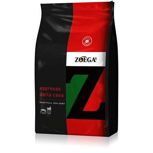 Espresso casa hela bönor 500g Zoega