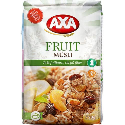 F-Müsli Frukt 750g AXA