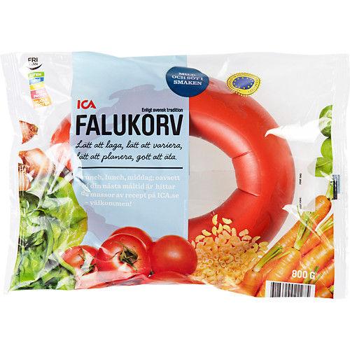 Falukorv ring 800g Ica
