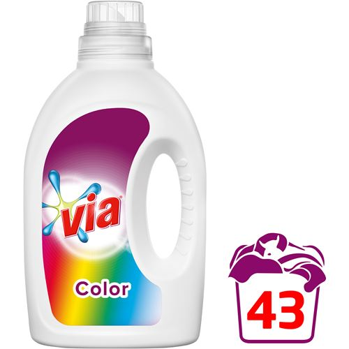 tvättmedel via color sensitive oparfymerad
