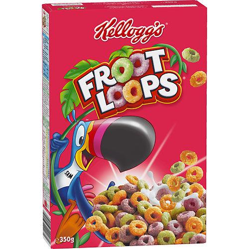 Froot Loops 350g Kelloggs