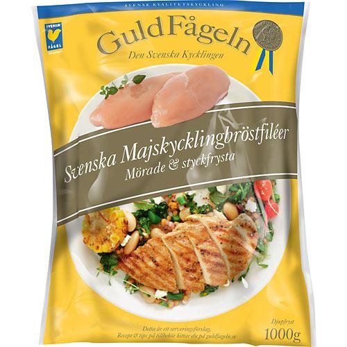fryst kyckling hållbarhet