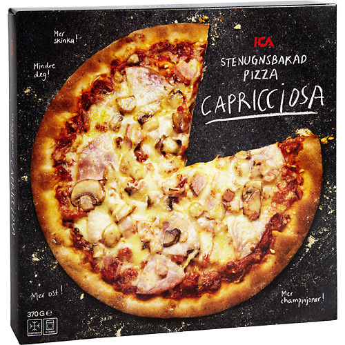 PIZZA ICA STOP