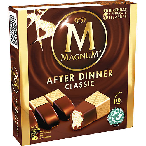 Glass Magnum After Dinner 10-p GB Glace