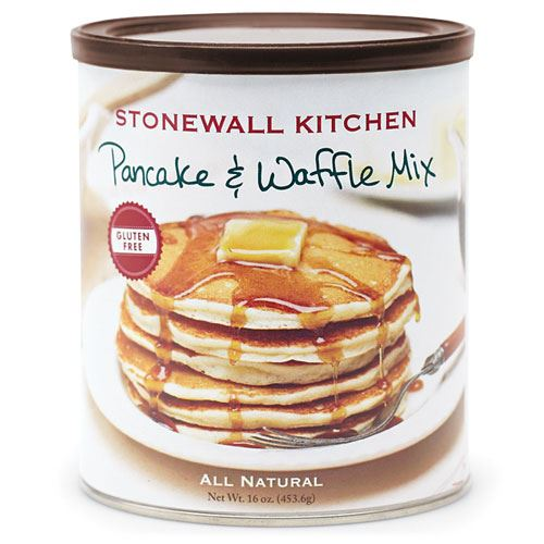 Glutenfree Pancake Waffle Mix 454g Stonewall Kitchen Hos
