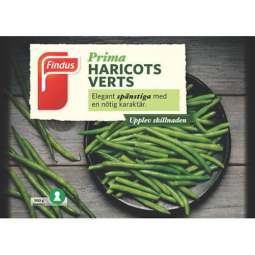 haricots verts näringsvärde