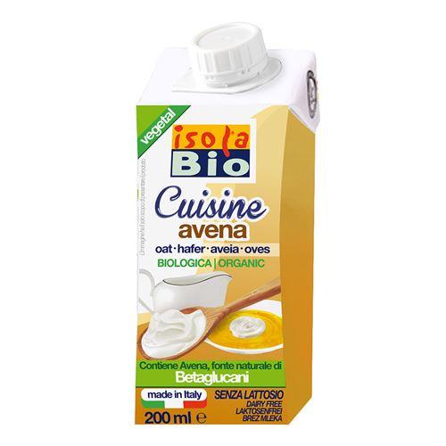 mjölkproteinfri grädde