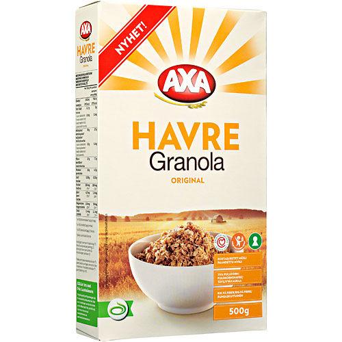 Axa granola musli