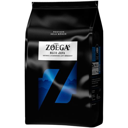 Kaffebönor Blue Java 500g Zoega