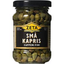 Kapris Piccoli/små 100g Zeta