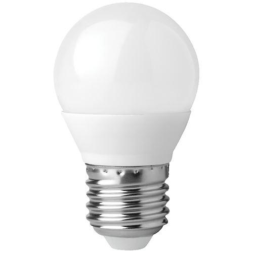 Klotlampa Led E27 6 W 6500K