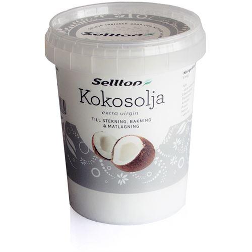 kokosolja 500 ml
