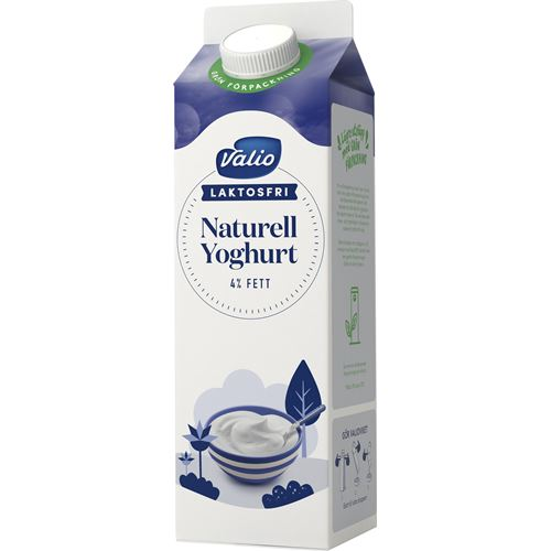 vaniljyoghurt mindre socker