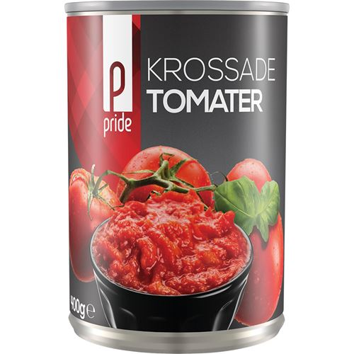 krossade tomater näringsvärde