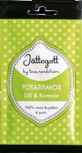 Kryddmix Potatismos Dill & Kummin 15 g Jättegott by Tina Nordström