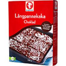 Långpannekaka Choklad 750g Kungsörnen