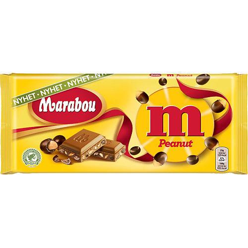 Marabou chokladkaka innehåll