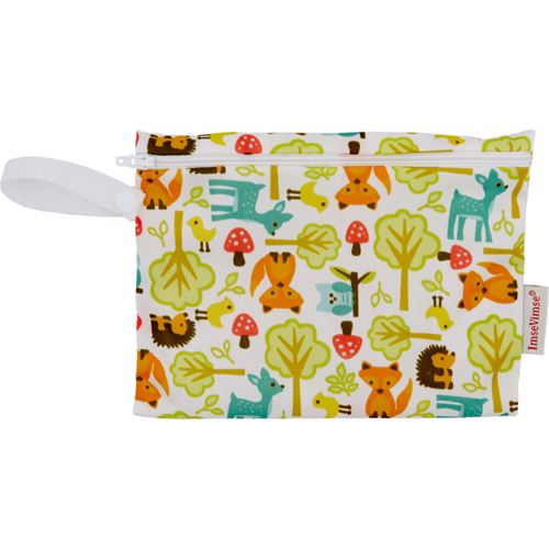 mini wet bag med dragkedja woodland 20x15cm 1 p imsevimse. MATHEM 5693d2ffef79b
