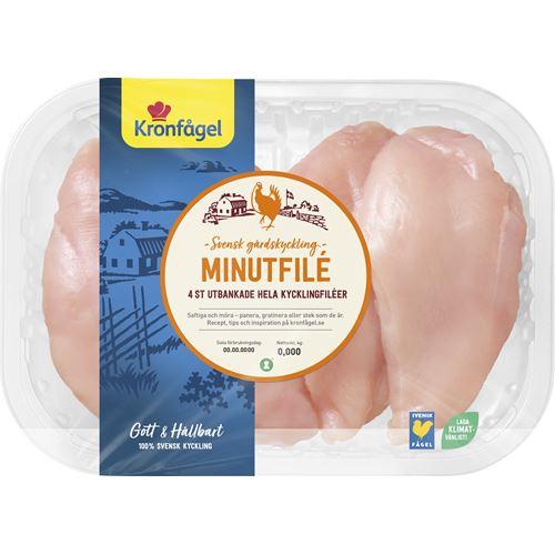minut file kyckling