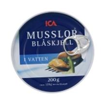 Musslor I Vatten 200g Ica