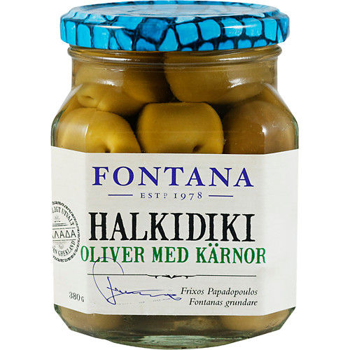 gröna oliver ica basic