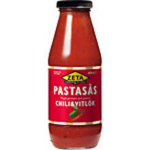 Pastasås Chili/Vit 400g Zeta