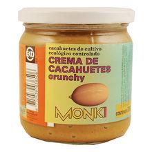 Peanut Butter Crunchy 330g Monki