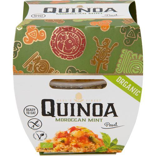 Innehåller quinoa gluten