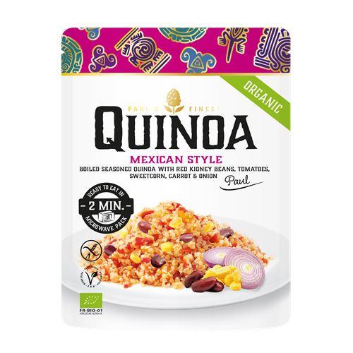 quinoa näringsvärde kokt