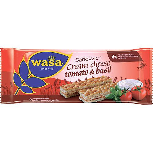 Sandwich Tomato & Basil 40g Wasabröd