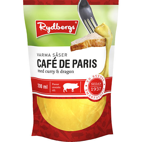 Sås Cafe de Paris 200g Rydbergs