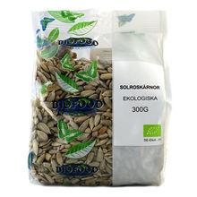 Solroskärnor Eko 300g Bio food