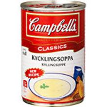 Soppa Kyckling 295g Campbell