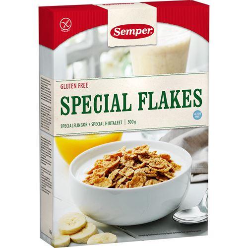 Special Flakes Glutenfria 300g Semper
