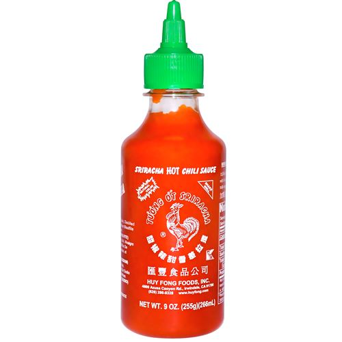Sriracha Hot Chilisås 255g Huy Fong