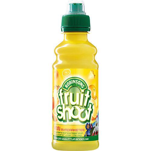 Stilldrink Tropisk 30cl Fruit Shoot