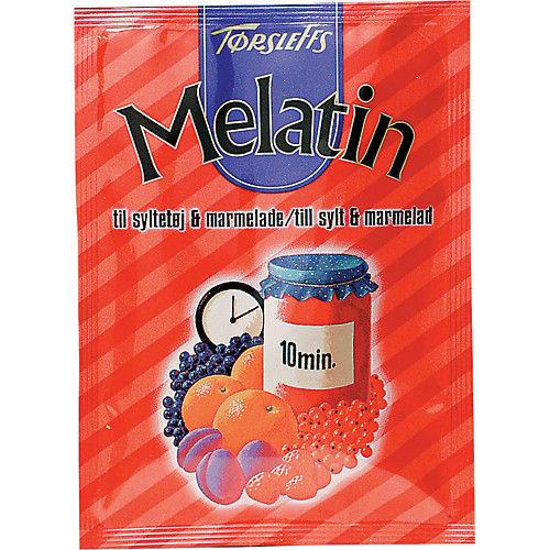 Syltpulver Röd 25g Melatin