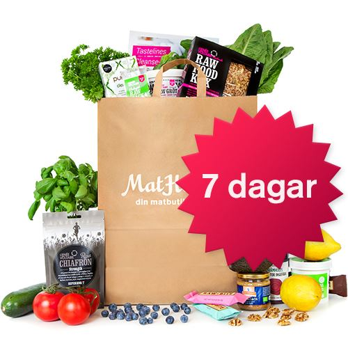 Tastelines Cleanse-program 7 dagar