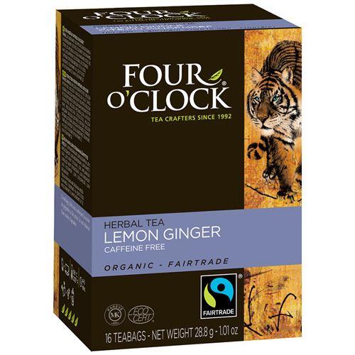 Te-tråden Te-citron-ingefara-16-p-four-oclock