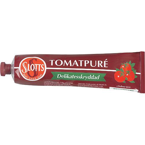 Tomatpuré 200 g Slotts