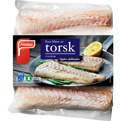 fryst fisk ica