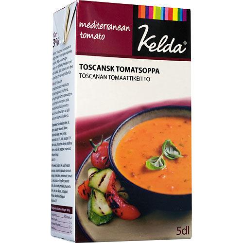 Tosca Tomatosoup 3% 500 ml Kelda