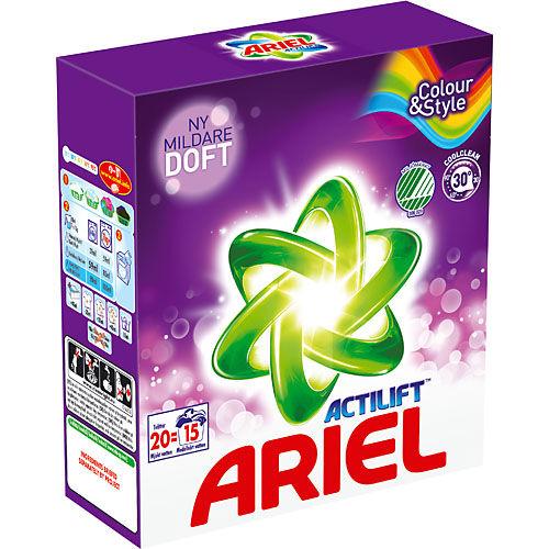 Tvättmedel Color 675g Ariel