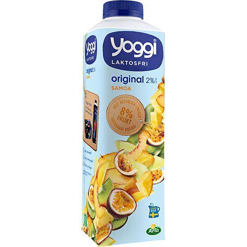 Arla laktosfri yoghurt