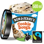 Cookie Dough 500ml Ben & Jerry's