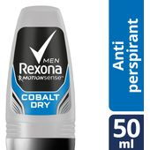 Deodorant Roll on Cobalt 50ml Rexona