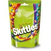 Crazy Sours 174g Skittles