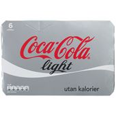 Coca-Cola Light 6x33cl